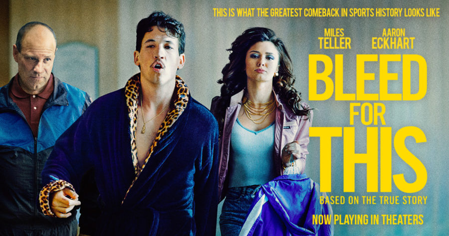 Bleed For This:  A Review