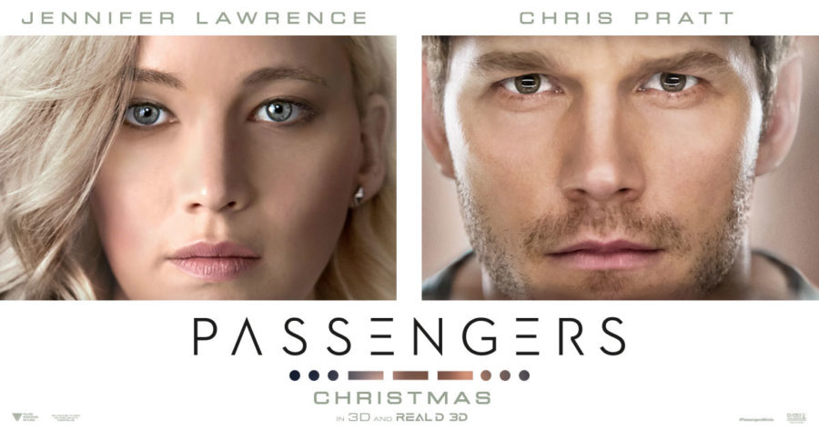 Passengers:  Catch a Ride on this Movie!