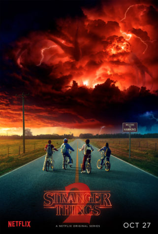 Stranger Things: Season 2