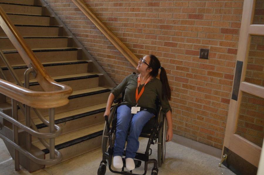 Accessibility:  Life Through my Eyes