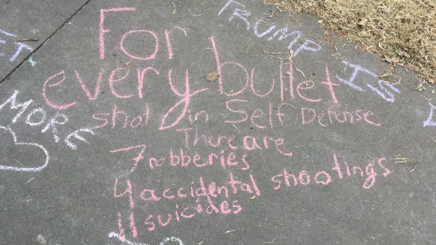 Chalk Statistics