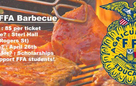 FFA Barbecue Info