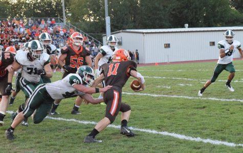Cowboy Football Scoreless in Loss to Chapman