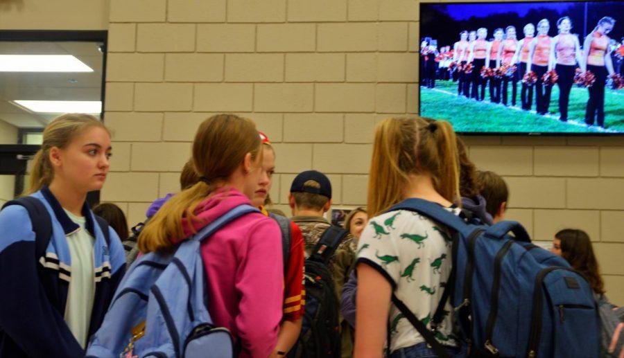 Mathlete VS Athlete homecoming day