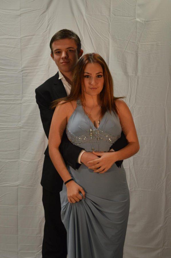 Bryce Pedroza and Melody Waller