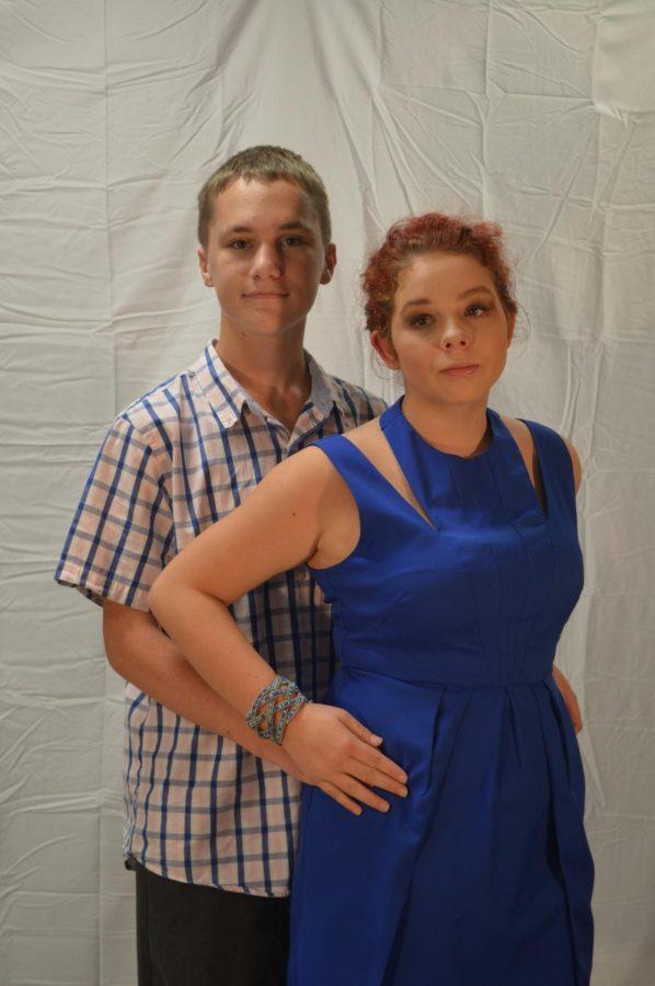 Tyler Waid and Jenna Tyler