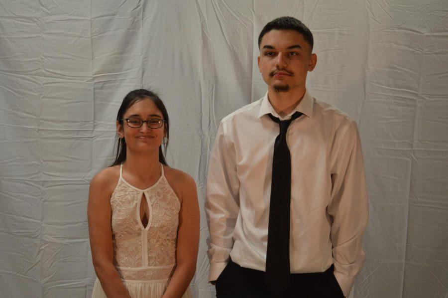 Alexiana Barham and Victor Mejas
