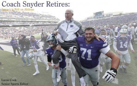 Coach Bill Snyder Retires from Kansas State Football; Impact is Felt in Abilene