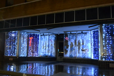 Store Front Lights