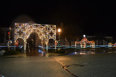 Old Abilene Town; Night of Christmas Magic
