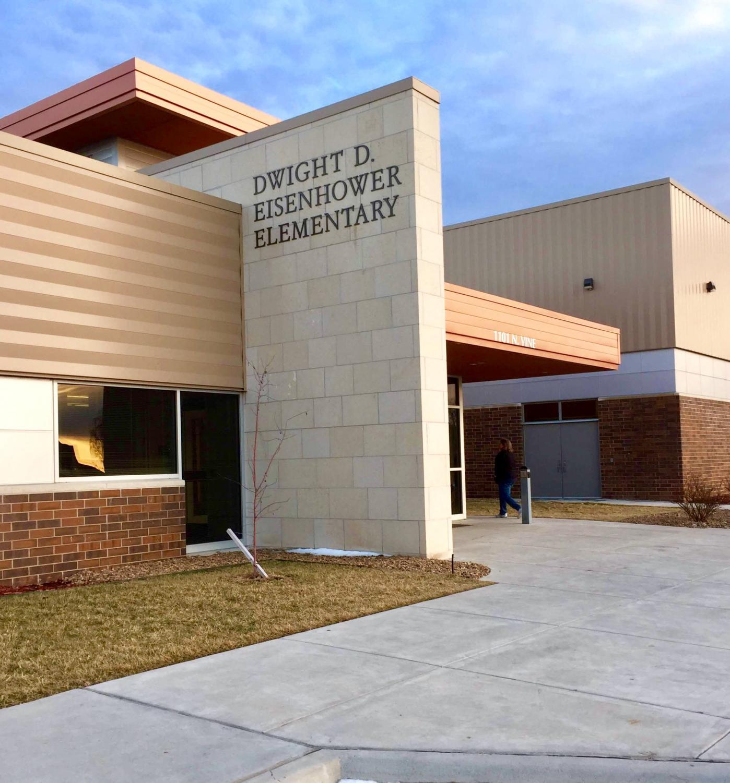 The workplace of Jaden Wood:  Eisenhower Elementary's ABC program