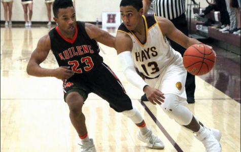 Boys and Girls Stifle Indians in Hays