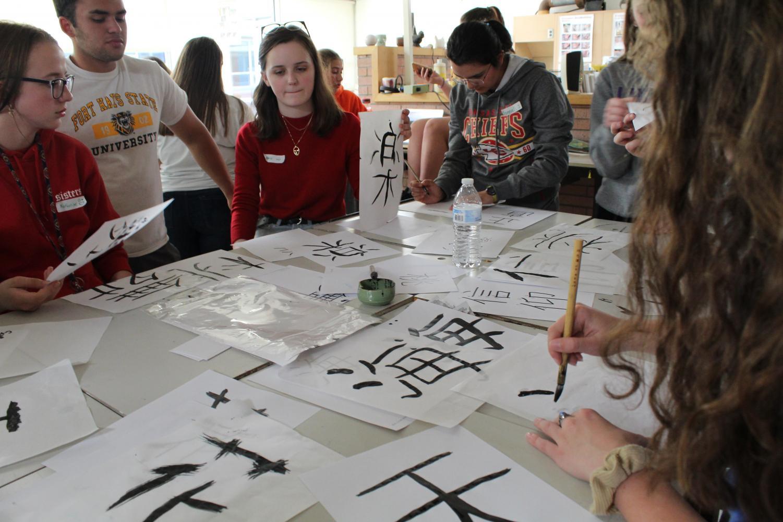 Japanese+Calligraphy+