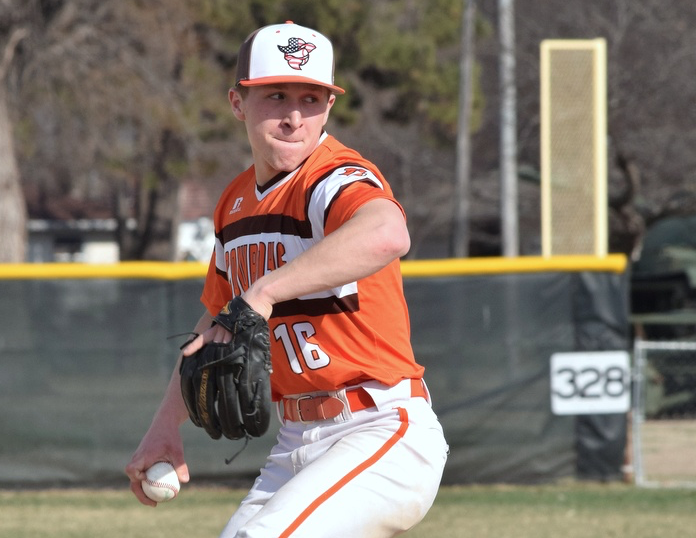 Baseball Falters Twice at Clay