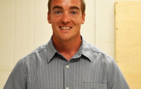 Jeffrey Austin is the new building trades teacher at AHS.