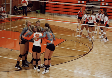 Cowgirls Take on Rossville Tournament