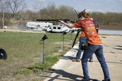 The Abilene High School Trap Shooting team will enter their first season of competition.