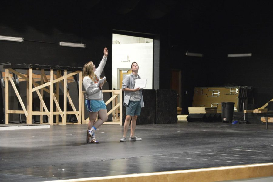 Setting the Stage for the Musical