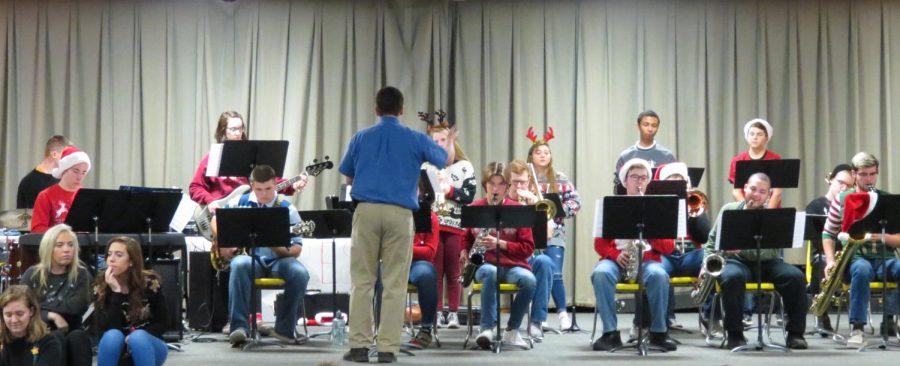 AHS+Jazz+Band+Tour+of+Schools